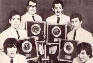 Los Iracundos Fotos de Archivo